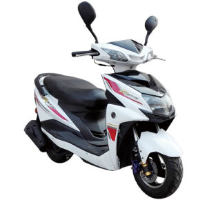 Light 50cc Disc Brake Road Gas Scooter for Sale (SY50T-10) pictures & photos