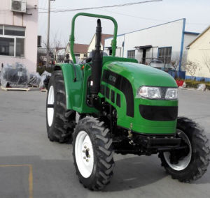 4 Wheel Drive 70HP Agricultural Farm Tractor pictures & photos