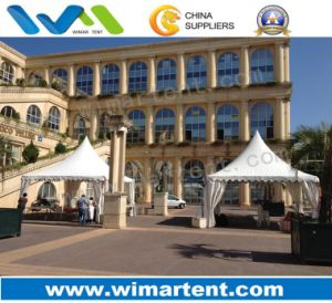 30 People 6X6m Pagoda Tents for Events Outdoor pictures & photos