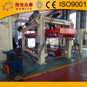 Famous China Concrete Brick Making Machine Line pictures & photos