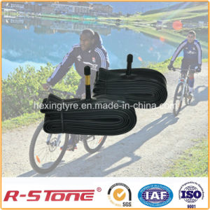 High Quality Butyl Bicycle Inner Tube 28X1 1/2 pictures & photos