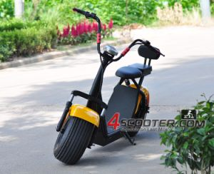 1000W Citycoco/60V E Scooter/Front& Rear Absorber Include pictures & photos