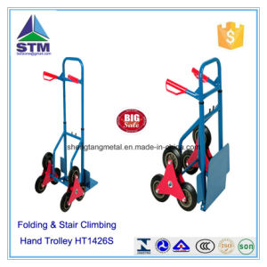 Folding Stair Climbing Hand Trolley