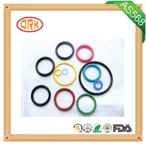 NBR Colored Waterproof Rubber O Ring pictures & photos