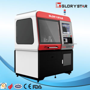Fiber Laser Metal Cutting Machine for Mini Size Workpiece Processing pictures & photos