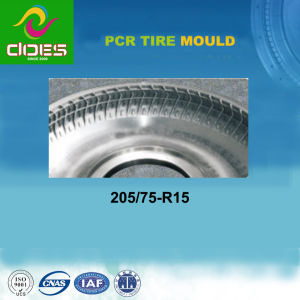 Tyre Mould for PCR Tubeless with 205/75-R15 pictures & photos