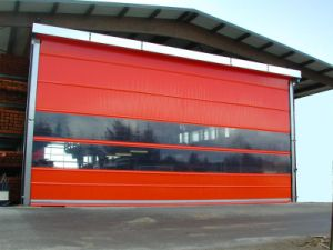 High Speed Rolling Door with Top Quality pictures & photos