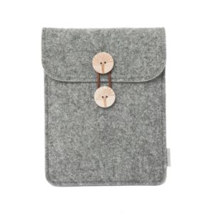 3mm Felt iPhone Pouch with Buckles pictures & photos