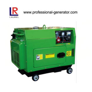 Silent Type 3kw Diesel Generator with Chinese Engine pictures & photos