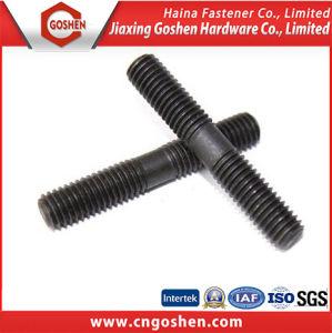 Black Oxide Thread Rod Threaded Rod DIN975, DIN976 / B7 Stud Bolt pictures & photos