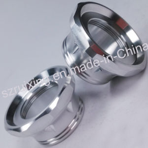 China CNC Machining Service for Aluminum Police Flashlight pictures & photos