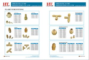 High Quality Long Rod Brass Nut pictures & photos