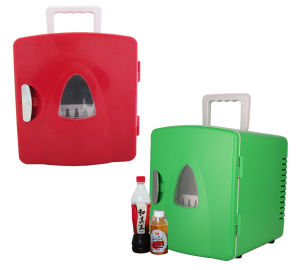 DC12V, AC100-240V 7L Thermoelectric Cooler 8liter for Outdoor and Home Use pictures & photos