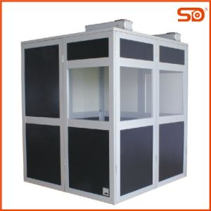 Singden Hot Sale Interpreter Booth with Flight Case (SI-B003)
