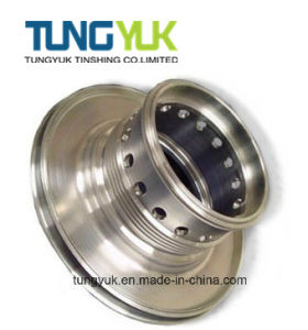 New Products CNC Turning Machining Parts with Stainless Steel pictures & photos