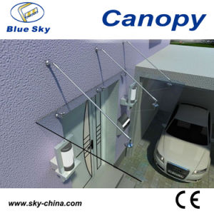 Aluminium Frame Fiberglass Canopy for Balcony Fans (B900) pictures & photos