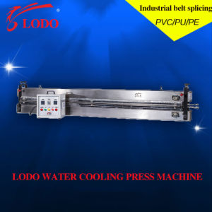 Holo New Stainless PVC/PU Conveyor Belt Heating Joint Water Cooled Machine pictures & photos