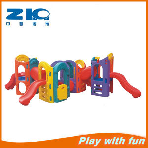 CE Approved Kids Used Indoor Plastic Slide for Sale pictures & photos