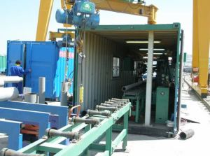 Pipe Prefabrication Production Line Container Type pictures & photos