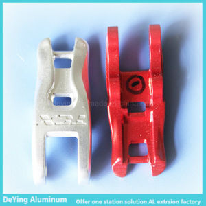 China Competitive Aluminum/Alumium Profile Extrusion Hardware Parts pictures & photos