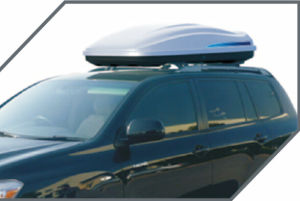ABS Plastic Car Roof Luggage Carrier Roof Box pictures & photos