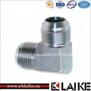 (1J9) 90 Degree Elbow Jic Thread Hydraulic Hose Adapter
