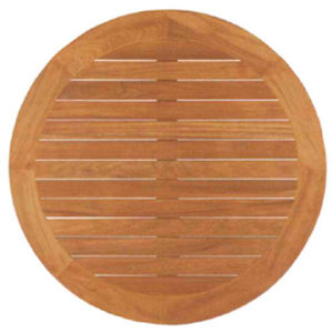 Commercial Use Teak Table Top (TT-04) pictures & photos