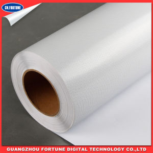 Advertising Material Car Window Film 140gms One Way Vision for Eco Solvent Ink pictures & photos
