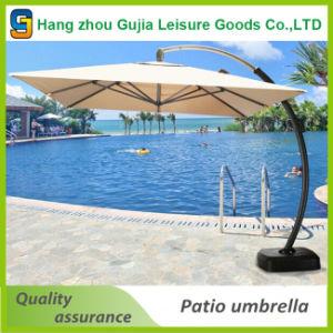Alu. Sun Shade Hanging Outdoor Beach Cafe Garden Patio Umbrella