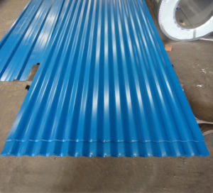 Shanghai Supplier PVC Roof Tiles with Cost Price pictures & photos