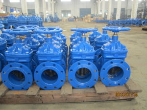 Non Rising Stem Resilient Soft Seated Gate Valves