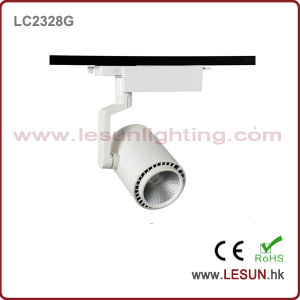 New Product COB LED Track Light with High Luminous LC2320t pictures & photos