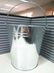 Garden Galvanized Bucket/Househols Bucket/Watering Bucket pictures & photos