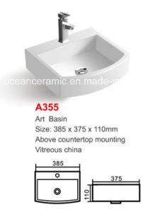 Bathroom Sink in Bathroom Basin & Sink No. A355 pictures & photos