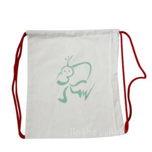 100% Cotton Promotion Reusable Bag, Cotton Shoulder Shopping Tote Bag pictures & photos