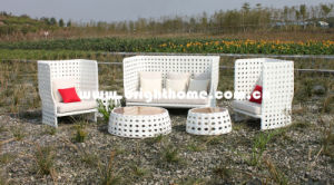 Leisure Aluminum PE Rattan Weaving Outdoor Furniture Bg-808 pictures & photos