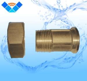 Brass Coupling for Meter Art8418