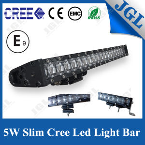 Side and Bottom Brackets 5W Bulb Offroad LED Bar pictures & photos