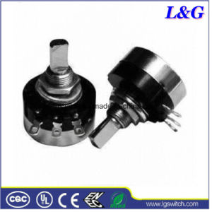Power Tool RV24 Carbon Rotary Potentiometer pictures & photos