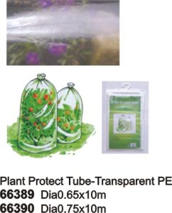 Onlylife Garden Petransparent Plant Protect Tube pictures & photos