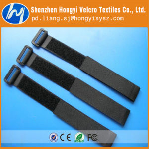 Durable Reusable Nylon Hook and Loop Cable Tie pictures & photos