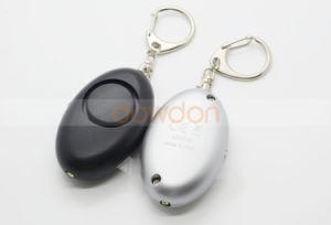 Clip Key Chain Emergency Flashlight Portable Mini Personal Alarm Body Guard pictures & photos