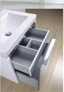 New Hot Sale Bathroom Vanity with Mirror Cabinet (SW-1503) pictures & photos