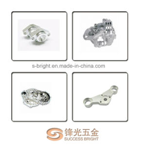 Custom Precision CNC Machining Parts for Aluminum pictures & photos
