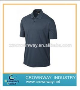 Mens Cotton Competitive Fit Polo Shirt with High Quality pictures & photos