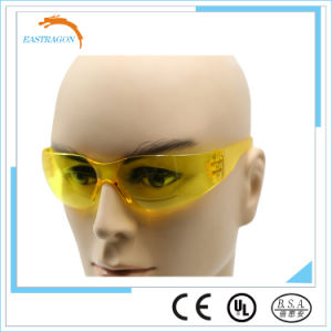 Custom Logo Safety Glasses ANSI Z87.1 Wholesale pictures & photos
