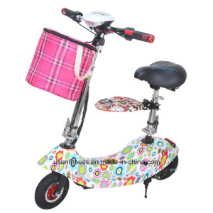 Cheap Folding Electric Scooter Bike for Adult and Children pictures & photos
