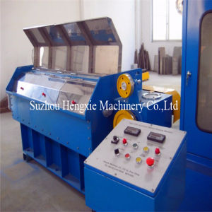 Hxe-17mds Aluminum Making Machine/Aluminum Wire Drawing Machine pictures & photos