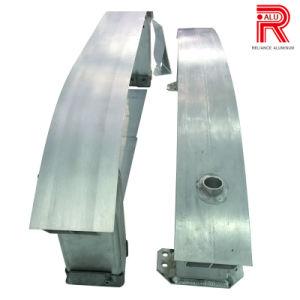 Aluminum/Aluminium Extrusion Profiles for Anticolision-Beam pictures & photos