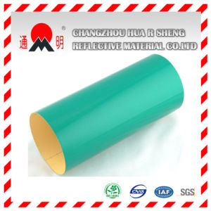 Red Engineering Grade Reflective Sheeting for Traffic Sign (TM5100) pictures & photos